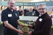 Clyre Valley wins 'Best Layout in Show' Award